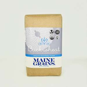 Maine Grains™ Organic Buckwheat Flour, 2.4 lbs