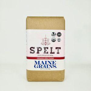 Maine Grains™ Organic Whole Spelt Flour, 2.4 lbs
