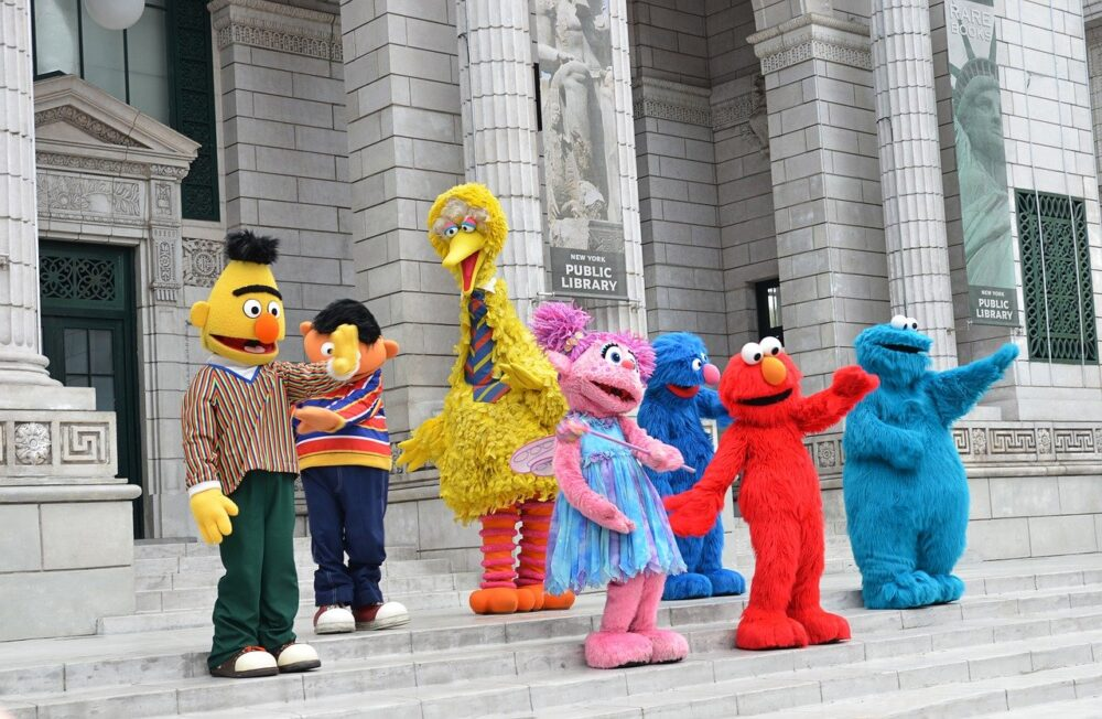 best sesame street toys for toddlers