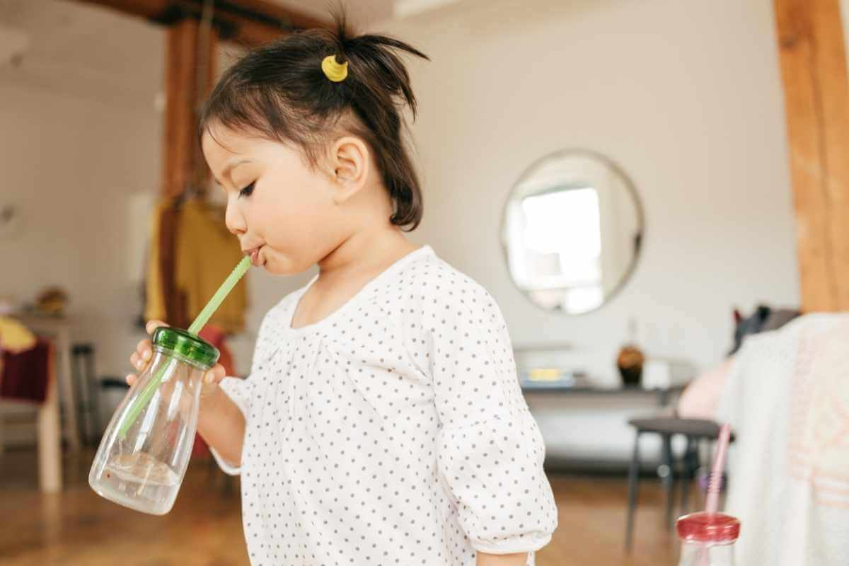 get a toddler to drink more water