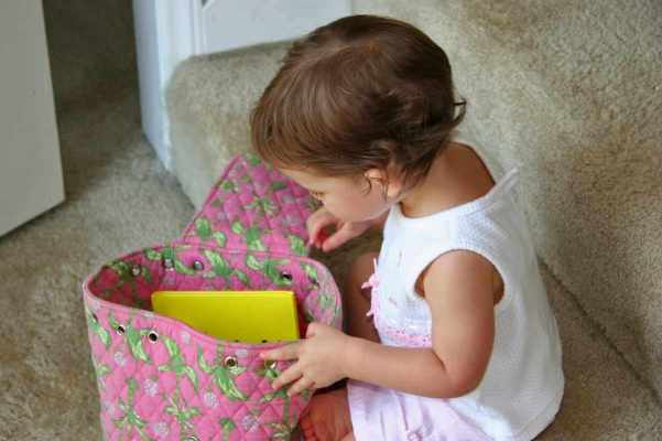 packing list for vacation with toddlers