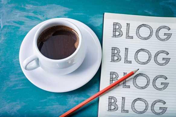 eight months of blogging