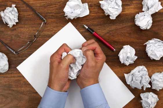losing motivation to blog