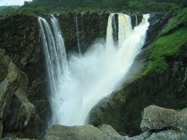 Jog Falls Hd Wallpaper Shimoga An Enchanting Gateway To The Western Ghats