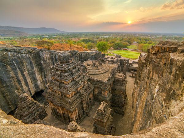 Bildergebnis für ellora caves