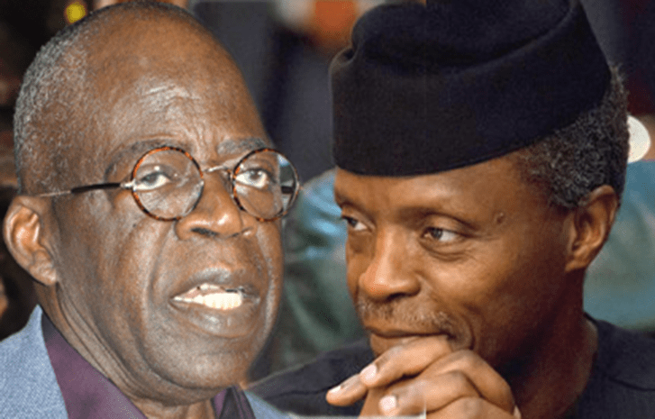 2023 Presidency May Set Tinubu, Osinbajo Apart