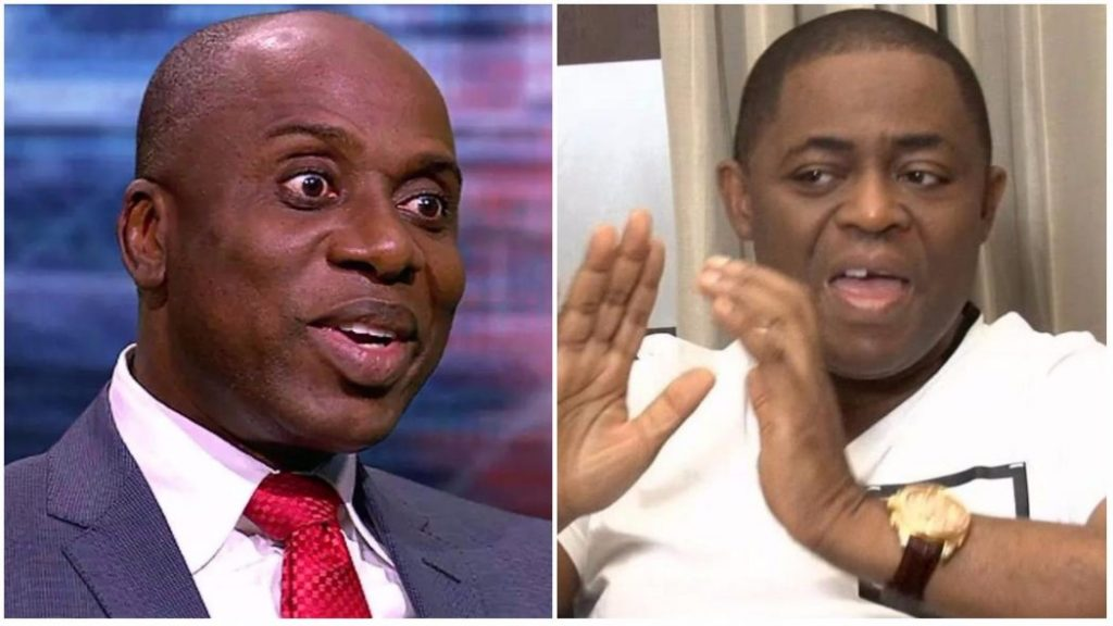 Romiti Amaechi Is Buhari's Useful Idiot - Fani Kayode