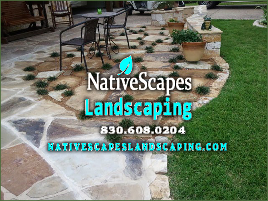 Patios Make Wonderful Outdoor Hangouts But They Donu0027t Have To Be Relegated  To Square, Boring Concrete Slabs. NativeScapes Landscaping Specializes [...]