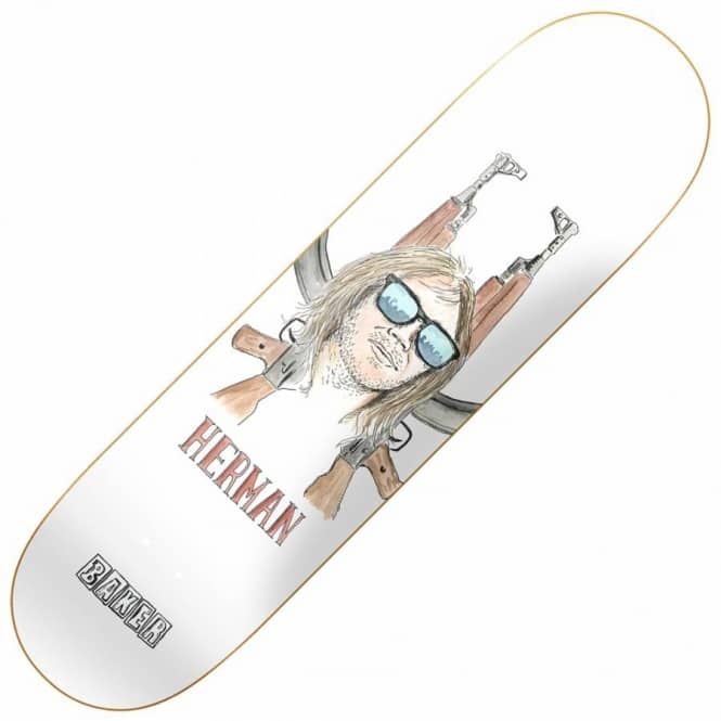 baker skateboards herman bulletproof