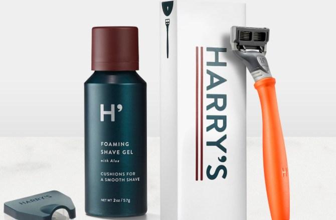 Harry's shaving free trial