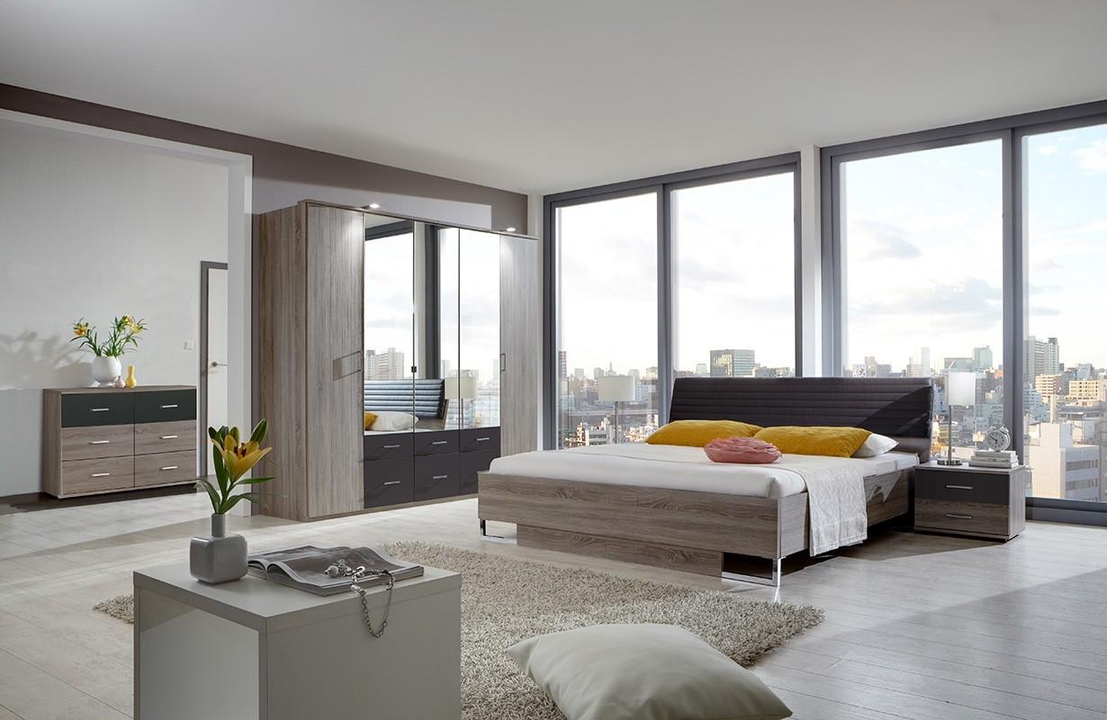 Chambre Complte CORSA NATIVO Meuble Moderne