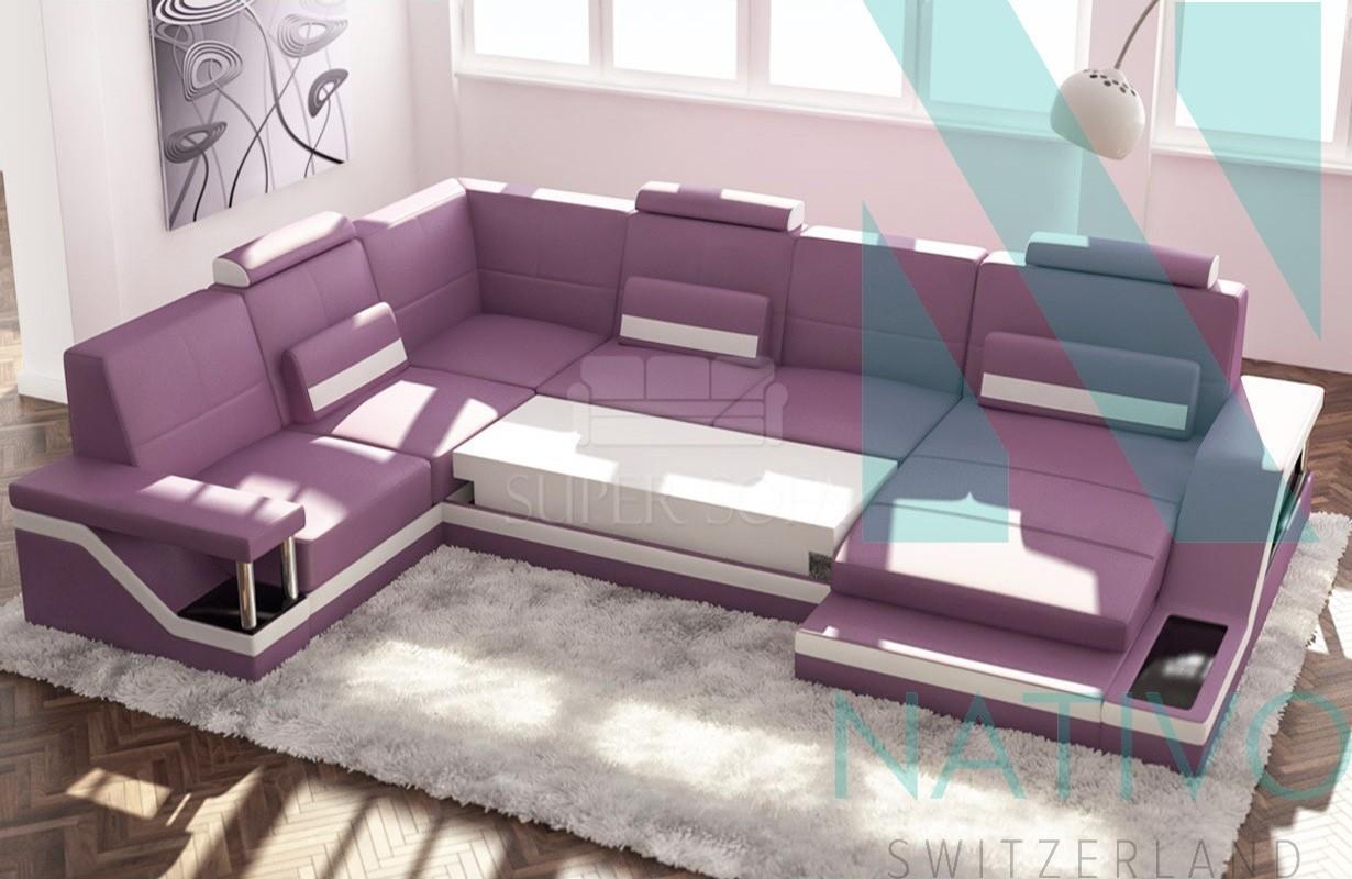 Designersofa ANGEL XXL bei NATIVO Mbel Schweiz gnstig kaufen