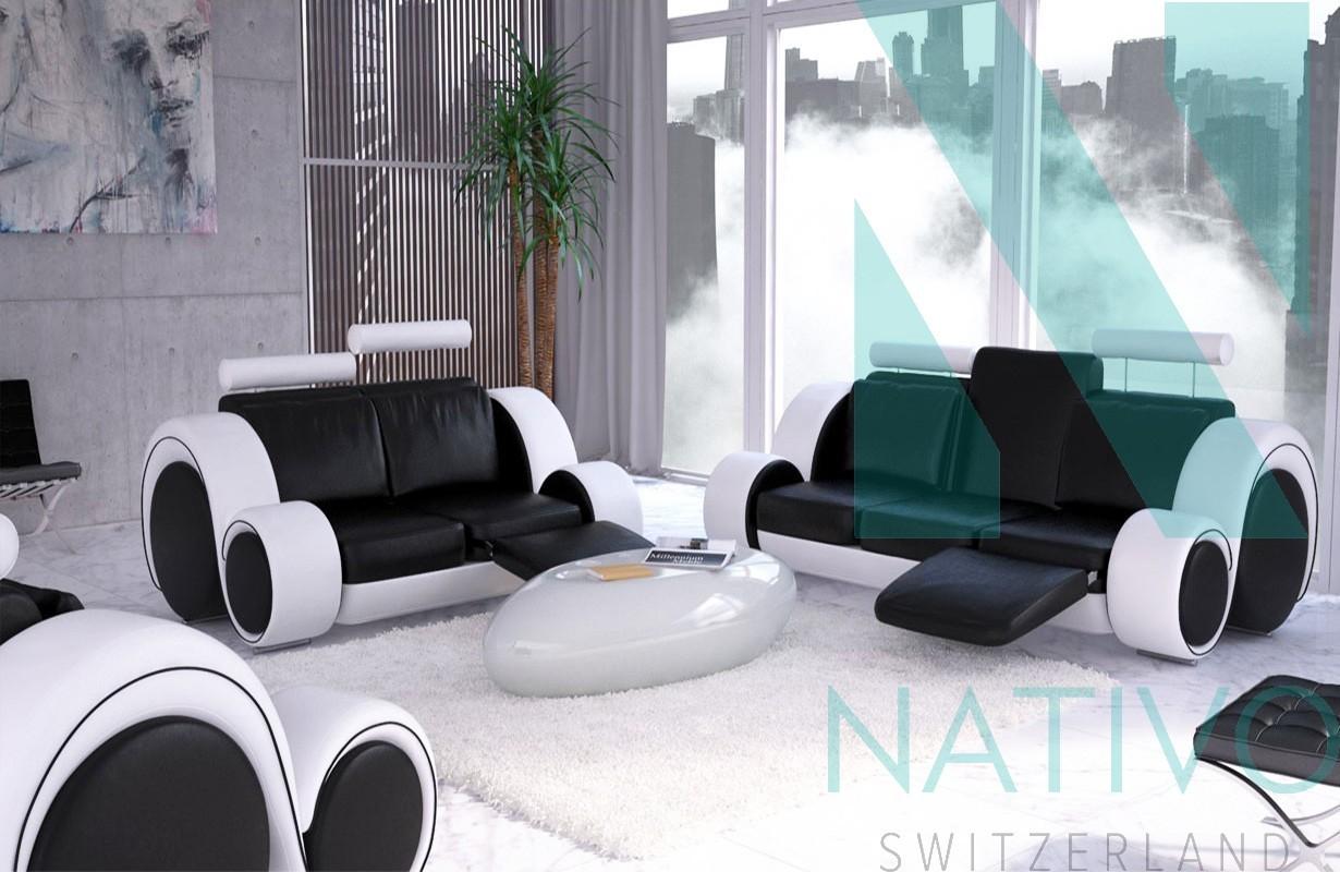 Designersofa BARACUDA 321 bei NATIVO Mbel Schweiz gnstig kaufen