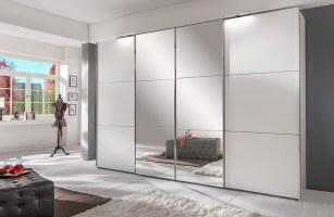 Kleiderschrank mit Schiebetüren ELCHE v2 von NATIVO Möbel ...