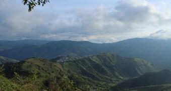Villages au coeur des Andes
