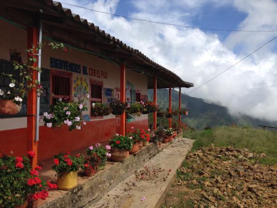 Un paradis perdu au coeur de la Colombie