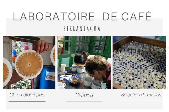 Atelier de café colombien