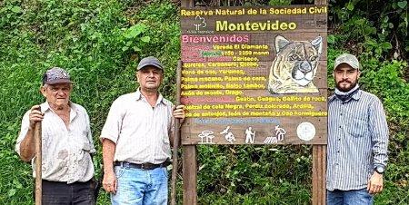 Réinsertion puma plantation de café en Colombie