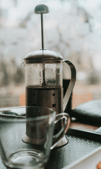 Cafetière à piston, French Press