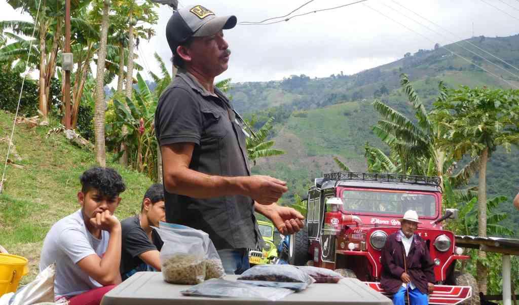 Colombie : l'organisation des fermes de café pendant la pandémie