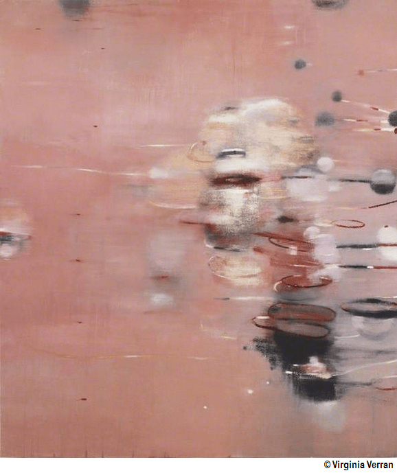 Pink painting no 1 - Virginia Verran