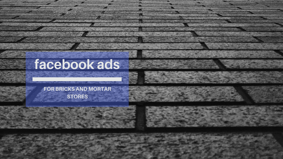 Facebook's new offering for bricks and mortar stores