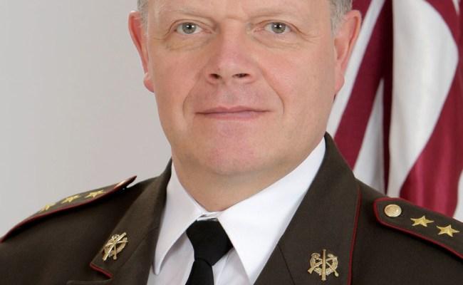 Nato Biography Lieutenant General Raimonds Graube
