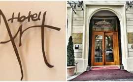 Art_Hotel e Empire_Palace_Hotel