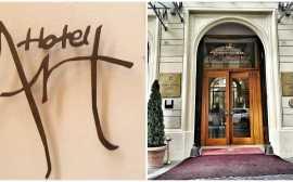 Art_Hotel e Empire_Palace_Hotel