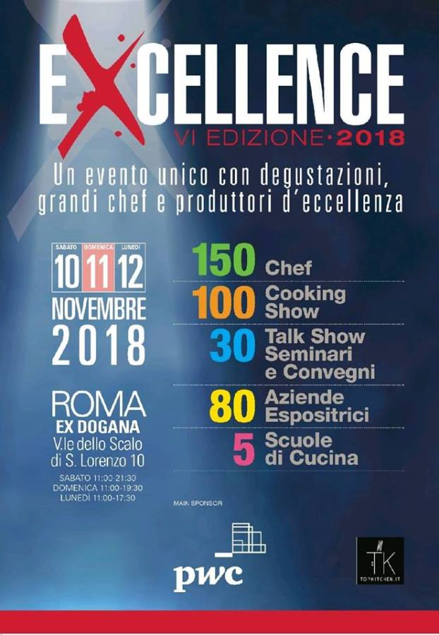 Excellence locandina