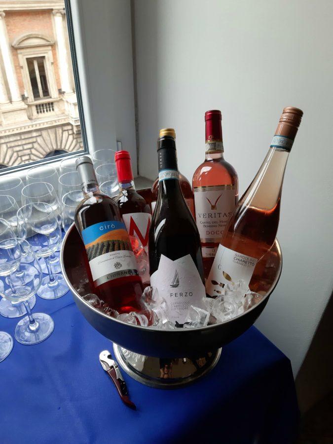 Rosautoctono 6 vini rosa