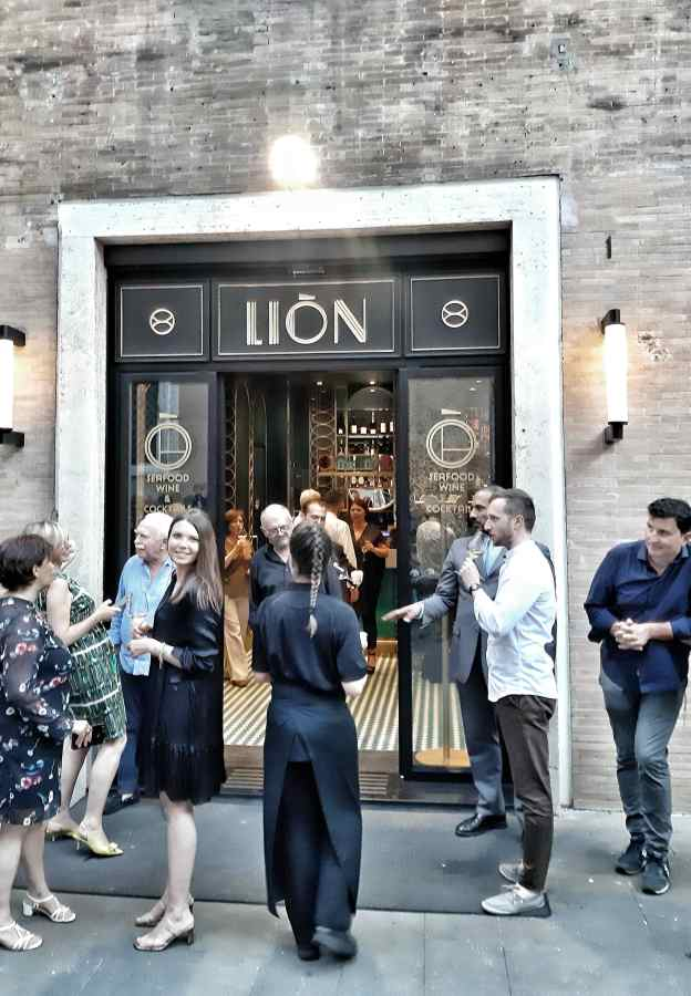 Lion_ingresso