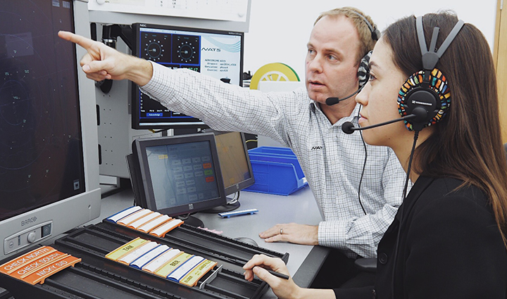Trainee Air Traffic Controllers  NATS