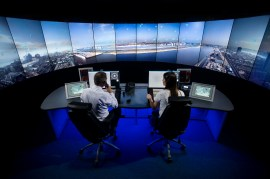 The new London City Airport digital tower service will go live in 2019.