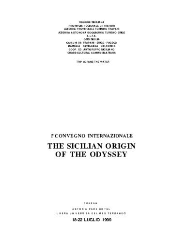 The Sicilian Odyssey