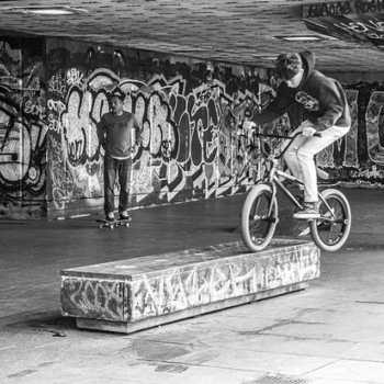 Flashback Friday - The Birthplace of British Skateboarding