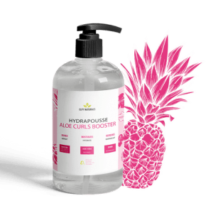 Aloe Curls Booster (300ml)- Elfy Naturals