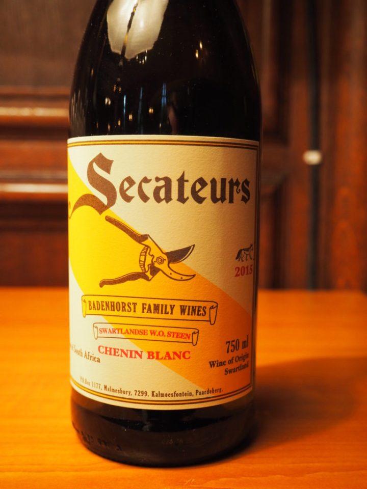 Sørafrikansk vin: Secateurs Chenin Blanc
