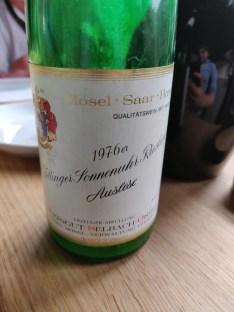 halvtørr vin