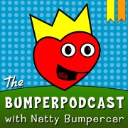 The Bumperpodcast Logo