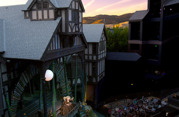 _K9A2829 A Midsummer Night's Dream, by William Shakespeare, directed by Christopher Liam Moore OSF 6/5/13 LD: David Weiner SD: Michael Ganio CD:Linda Cho Photograph © T Charles Erickson tcepix@comcast.net http://tcharleserickson.photoshelter.com/
