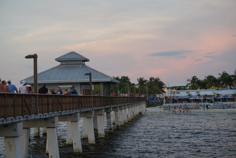 Born To Beach: The Beaches of Fort Myers & Sanibel - Fort Myers Beach Boardwalk