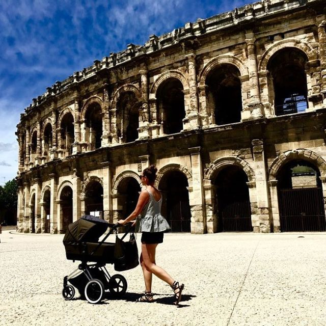 Full time family babytravel? nappynomad chose Europe for their firsthellip
