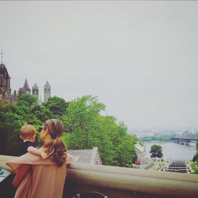 A Family Weekend in Canada's Capital - Canal Ottawa