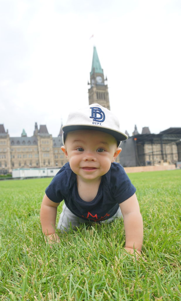 A Family Weekend in Canada's Capital - Canada Baby