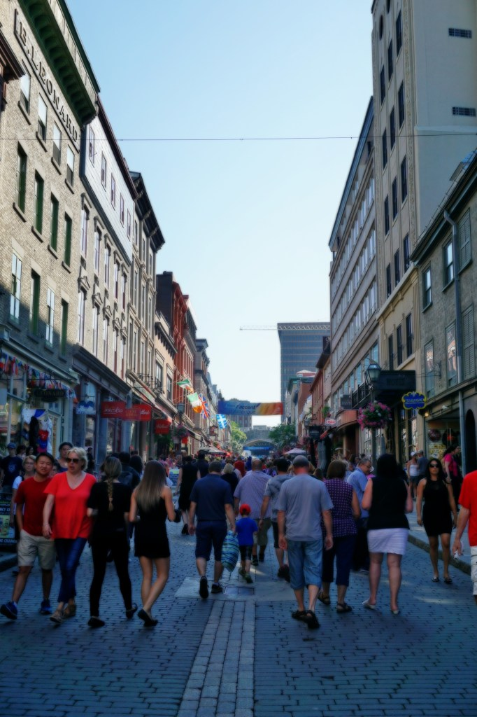 The Family Fairytale that is Quebec City 1