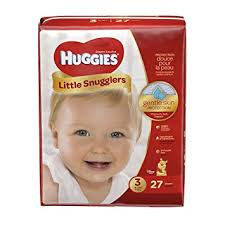 Baby On The Move Essentials diapers
