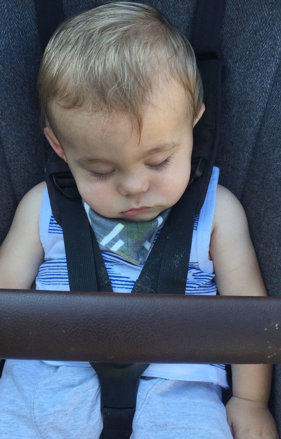 Managing Baby Sleep While Traveling