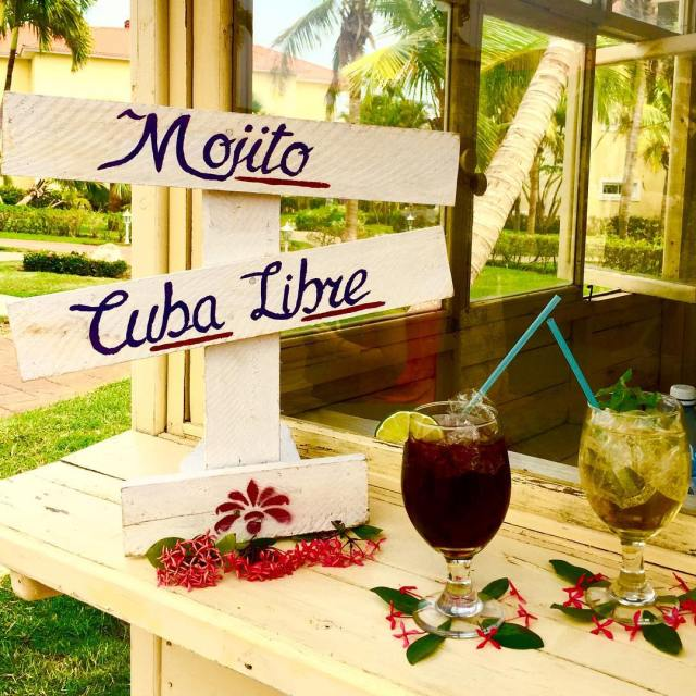 Its hardly Cuba without a mojito Am I right?! meliahtlresortshellip