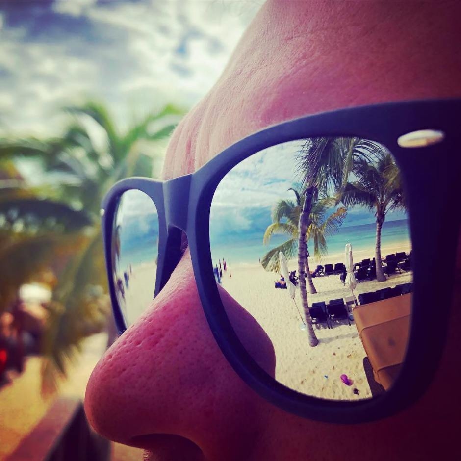 We All Need Adult Time at Royalton Riviera Sunglasses
